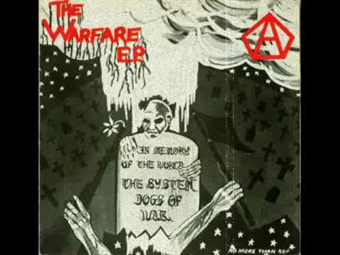 The System - The Warfare EP (1982)