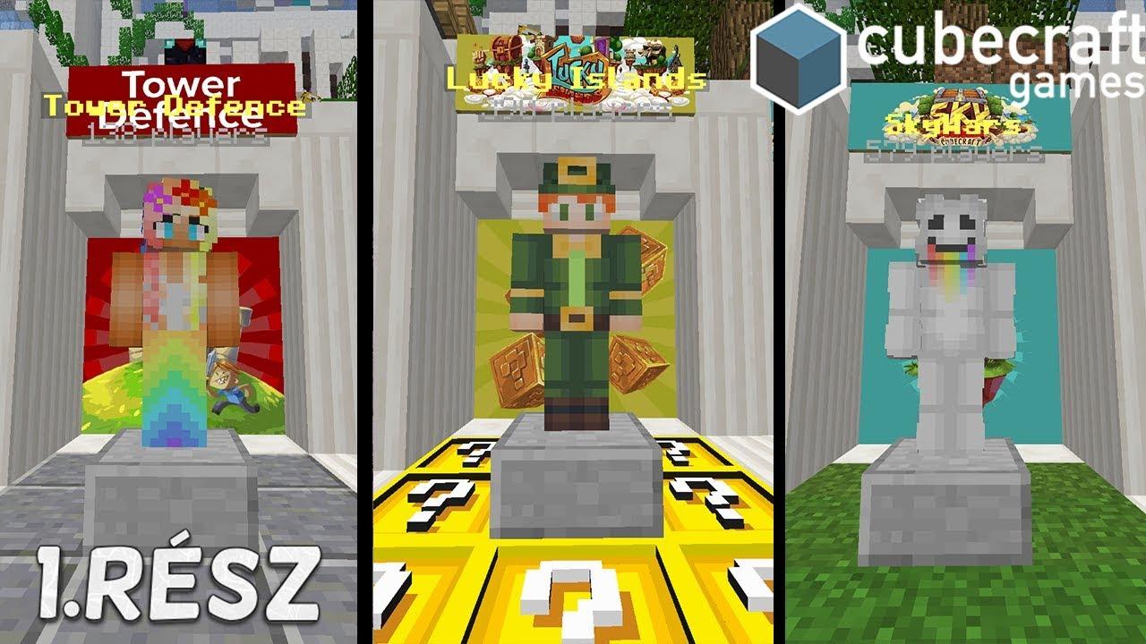 Cubecraft Tower Defence