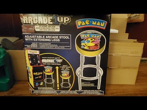 Arcade1Up - The Official Stool from JL85FW