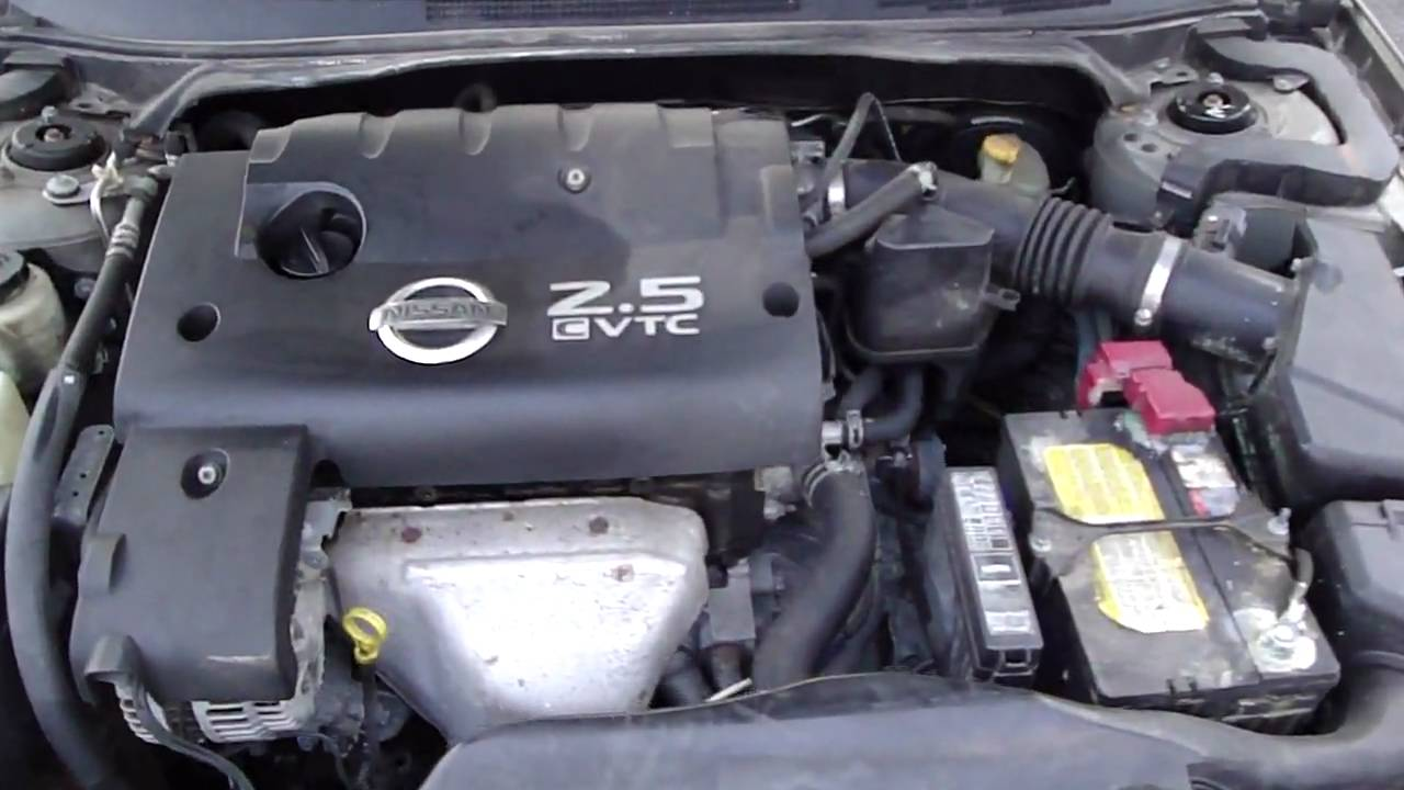engine 2005 nissan altima 2 5 sl for sale engine free. Black Bedroom Furniture Sets. Home Design Ideas