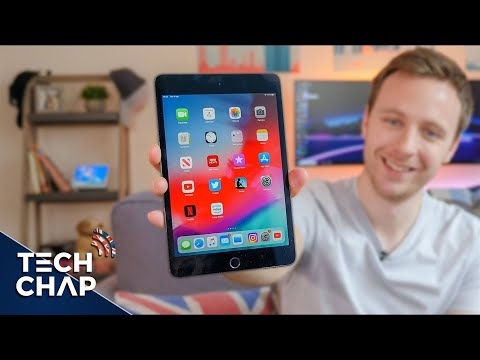 IPad Mini (2019) Full Review - The Best Small Tablet? | The Tech Chap
