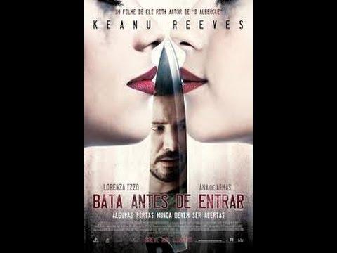 Trailer do filme Bata antes de entrar