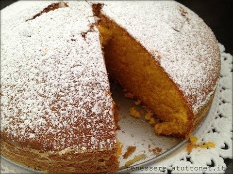 Torta Alle Carote Bimby