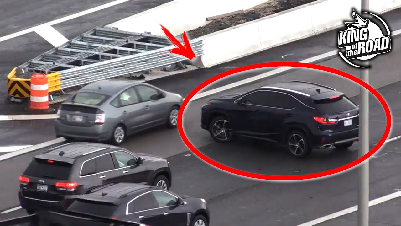 How not to drive your car/Car fails #1 July 2020/Idiot drivers