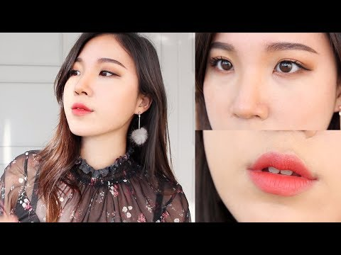Everyday Makeup Routine • Foundation Free • Gigi X Maybelline Collection + VLOG