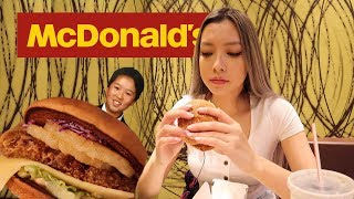 Eating Singaporean McDonald's *MUST TRY*