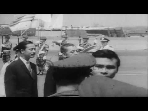 Thủ tướng Nhật Eisaku Sato công du Việt Nam Cộng hòa năm 1967.