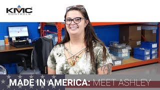 Made In America: Meet Ashley