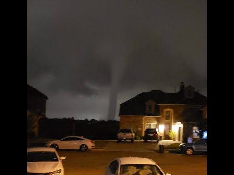 Manny's - String of Deadly Tornadoes Leave Destruction in Texas