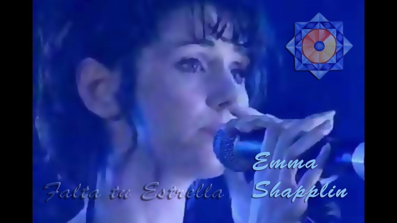Falta Tu Estrella Emma Shapplin Youtube