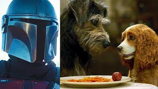 ALL DISNEY+ TRAILERS - The Mandalorian, Lady & the Tramp, High School Musical, Noelle, Encore