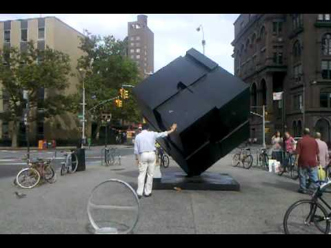 The Open Secret About the Astor Place Cube in NYC