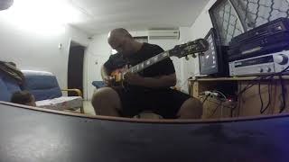 practice  some baroque style  with no effects , just clean guitar !