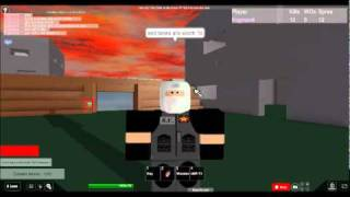 Roblox Zombie survival guide: Infection attack by 886lab part 1