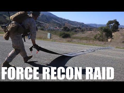 Force Reconnaissance Raid