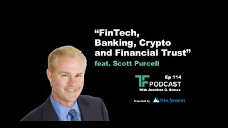 """FinTech, Banking, Crypto and Financial Trust"" 