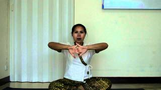 Ruenmai massage school ฤาษีดัดตนท่า 4