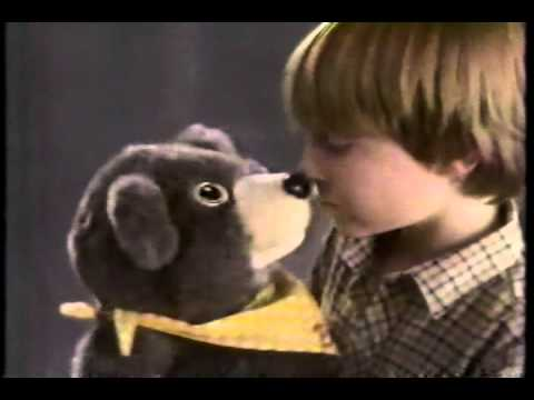 Bingo Bear Commercial-December 1986