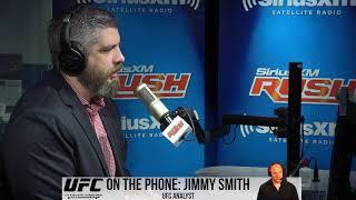 Jimmy Smith Previews UFC 220 Miocic vs NGannou  Luke Thomas