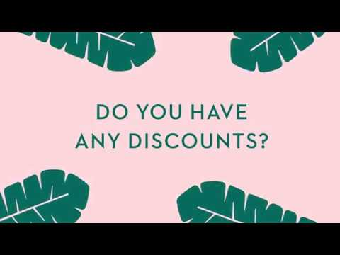 DO YOU HAVE ANY DISCOUNT