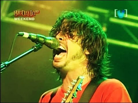 Foo Fighters  @ Big Day Out, Gold Coast (2003)