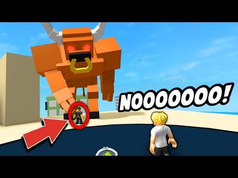 Heroes VS Monsters In Roblox! (Book Of Monsters)