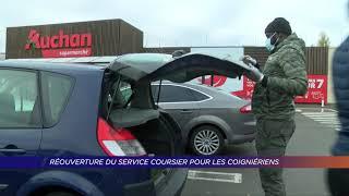 Yvelines | Réouverture du service coursier pour les Coigniériens