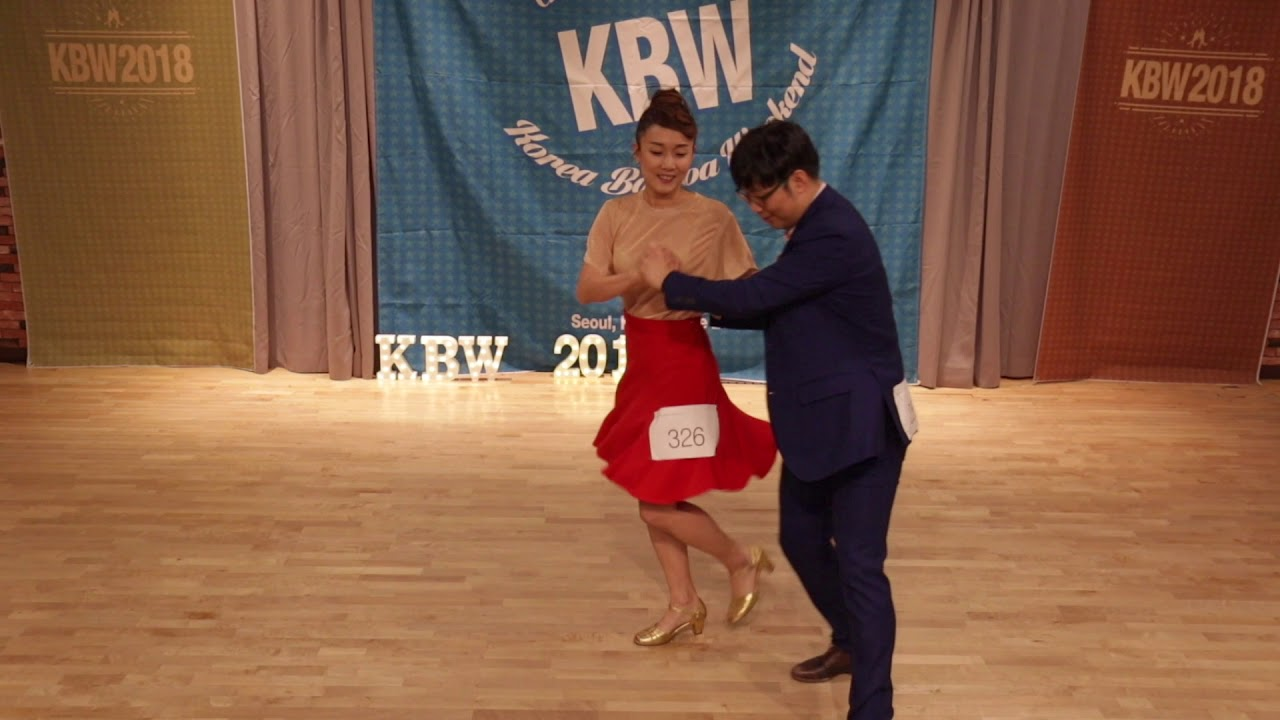 KBW2018 : All Star Jack & Jill - Heesung Lee & Jessica Yoon