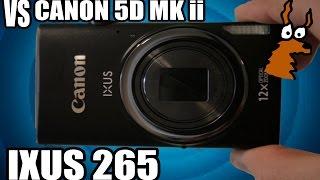 видео Обзор фотоаппарата Canon IXUS 265 HS