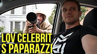 PRÁCE PAPARAZZI v AMERICE | Lepší celebrity už nevyfotíme