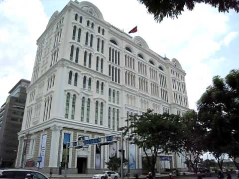 Saigon Sam Part 24: Saigon Paragon Mall and FV Hospital in Ho Chi Minh City