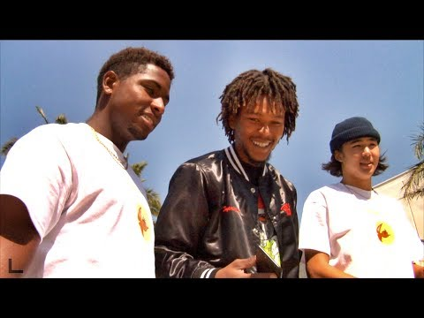 A DAY WITH THE HOMIES - HEY THERE DELILAH