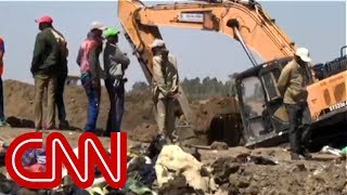 Key evidence recovered at Ethiopian Airlines crash site