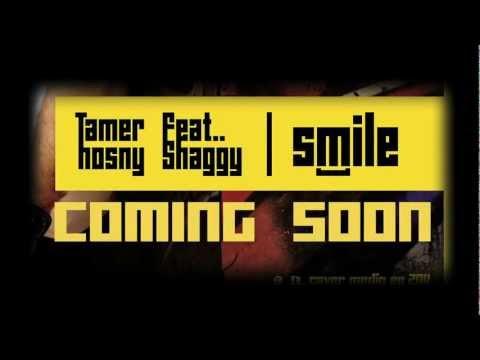 """""""Smile""""Tamer HosnyFT Shaggy DEMO - شاجي FTحصريا ديو تامر حسني"""