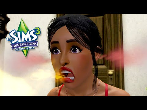 PROM DISASTER // The Sims 3: Generations #26