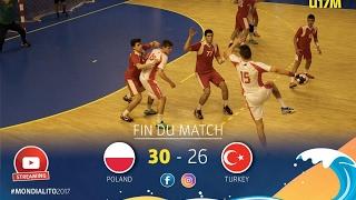 M19 I POLAND-TURKEY I Mondialito2017 19/01