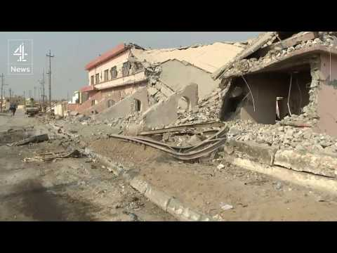 Islamic State: the largest church desecrated in Iraq