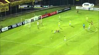 Guaraní 5 - 2 Deportivo Táchira Copa Libertadores 2015