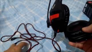 Como configurar o headset Multilaser