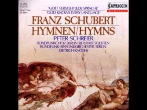 Schubert - Totus in corde langueo (Offertory in C Major) - D.136