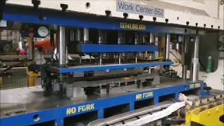 MO5557 Kirchhoff 7 nuts install die set robot transfer and unload