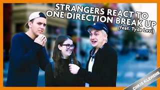 WHY ONE DIRECTION BROKE UP (feat. Tyde Levi) | Chris Klemens