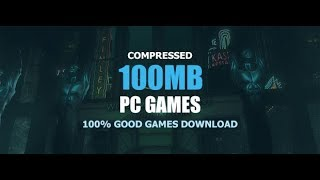 Best Highly Compressed Games Websit 100MB 40GB Games