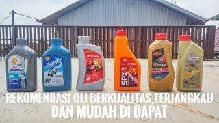 Rekomendasi oli untuk motor anda