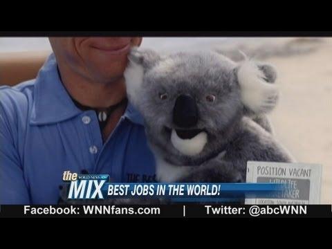 Australia Offering 'Best Jobs In The World' Contest