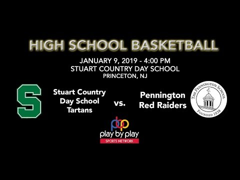 Girls' Basketball: Stuart Country Day School vs. Pennington