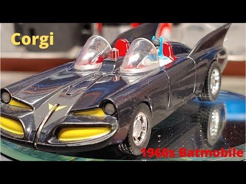 Corgi 1960s Batmobile Review.