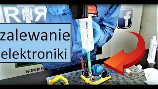 Video: Płynny poliuretan ATK PU9