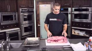 CrossFit - Cooking with Massie: Prime Rib and Creamy Horseradish Sauce