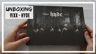 UNBOXING: VIXX - HYDE ALBUM // MLSS